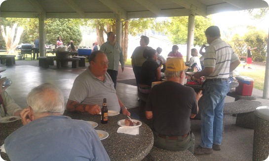 2013 NMARES Annual Picnic